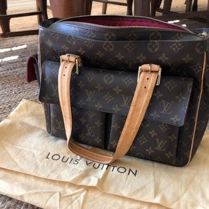 LOUIS VUITTON Monogram Multipli-Cite AUTHENTIC!!!